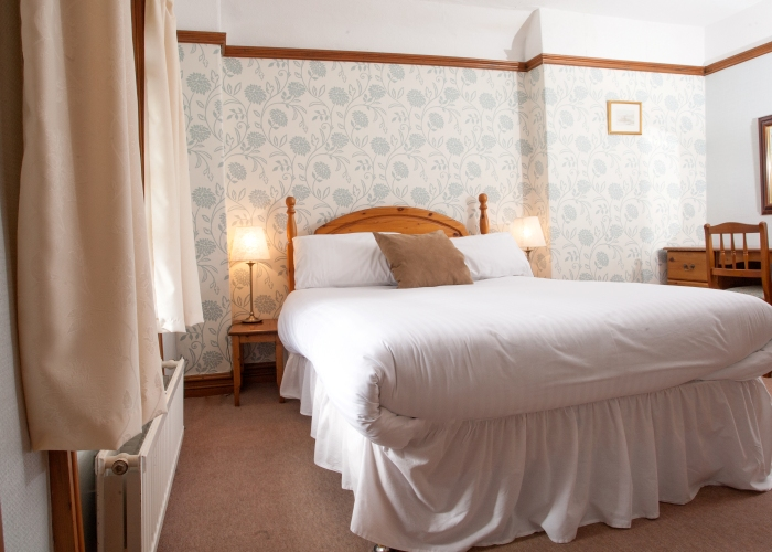 Loch Duich double room