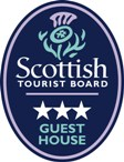 Rated Three Star by the Scottish Tourist Board